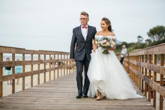 свадьба на море на Косе