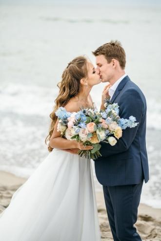 свадьба на Балтийском море
