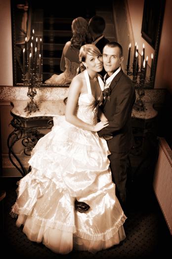Свадьба в ретро-стиле Алексея и Марии