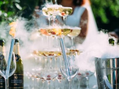 пирамида на свадьбу