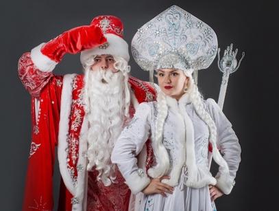Закзать Деда Мороза в калининграде