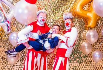 клоуны мимы артисты на день рождения в Калининграде