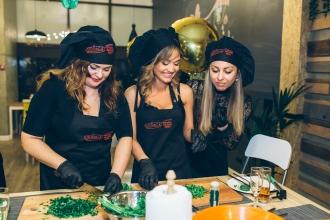 кулинарный мастер класс на день рождения