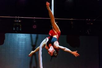 воздушная гимнастка на праздник в калининграде