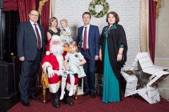 организация новогоднего корпоратива в Калининграде