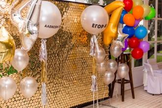 фотозона на день рождения в Калининграде