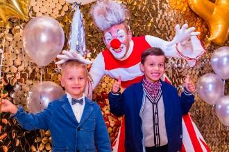 организация дня детского дня рождения в Калининграде