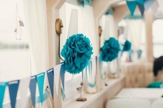 свадьба на теплоходе в Калинигнраде
