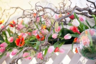 флорист на свадьбу, юбилей
