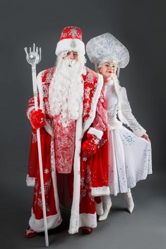 Крутой Дед Мороз  в Калининграде заказать