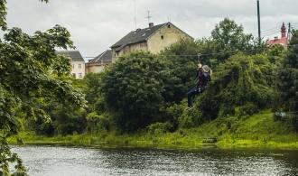 корпоратив на природе в Калининграде